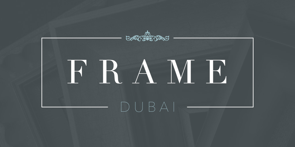 Glasses Frame Dubai : Frame Dubai - Art & Picture Framing in Dubai